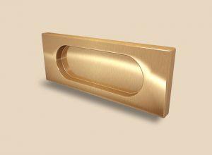 Ручка Золото глянец прямоугольная Италия Электросталь