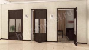 Двери гармошка Электросталь