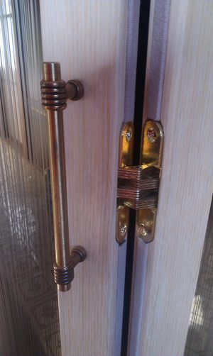 Петли для дверей гармошка Электросталь