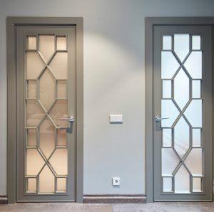 Двери с филенкой Электросталь